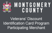 Montgomery County Veterans' Discount Program